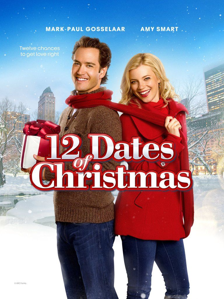 12 Dates Of Christmas 12 Dates Of Christmas Holiday Movie