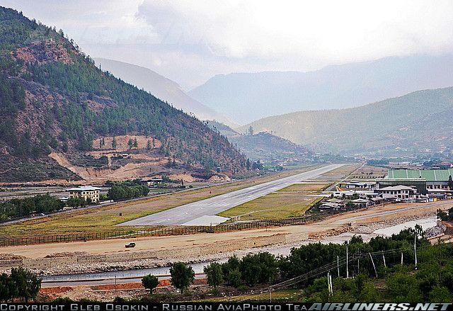 Paro Pbh Vqpr Bhutan Aircraft Pictures Photo Pictures