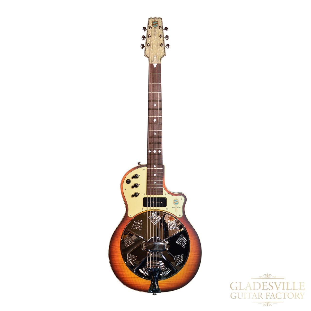National Resolectric Resonator Electric Guitar Electric Guitar Guitar National