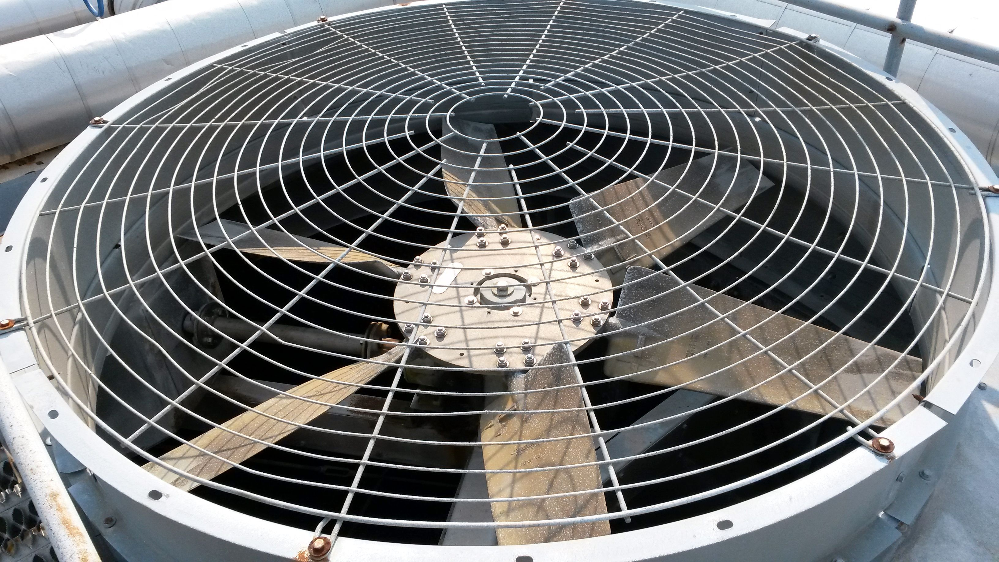 Cooling Tower On Site Balancing Ma Cooling Tower Table Fan