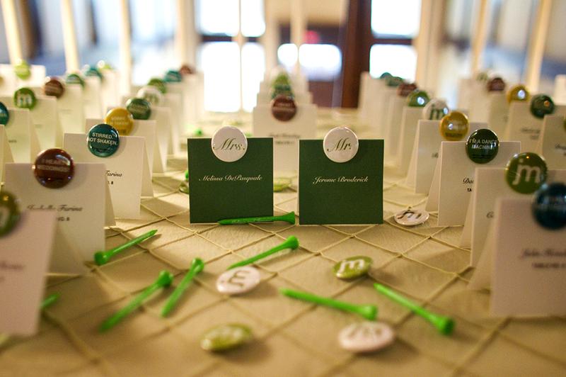 Golf Course Wedding Ideas Theme Cards 500x332 Melissas Themed
