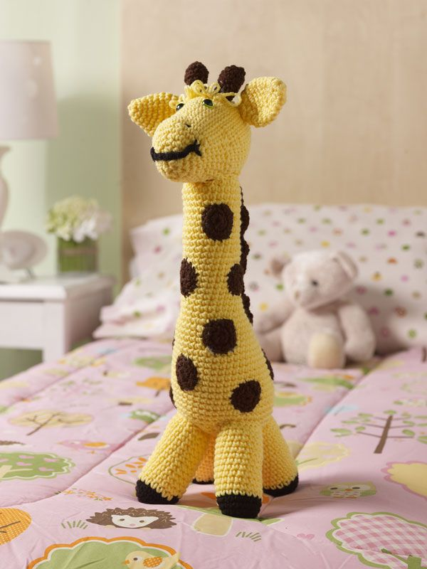 Giraffe: Complete Pattern + Video Tutorial | Crochet-Amigurumi ...