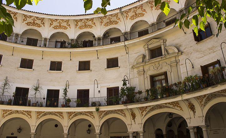 La Plaza del Cabildo - Sevilla