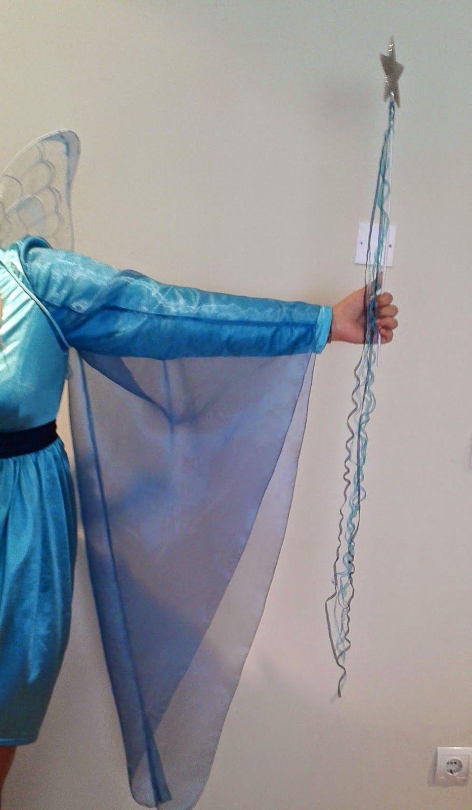 Disfraz de hada madrina pinocho