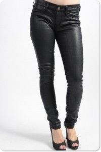Legacy Black Coated Skinny by Rich & Skinny #mapelboutique