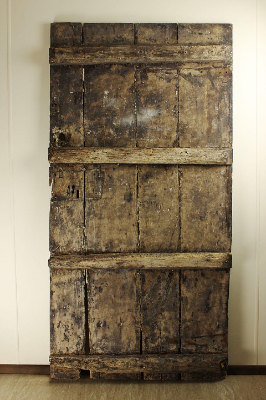 Early Oak Plank Door | Reclaimed Doors | Pinterest | Reclamation ...