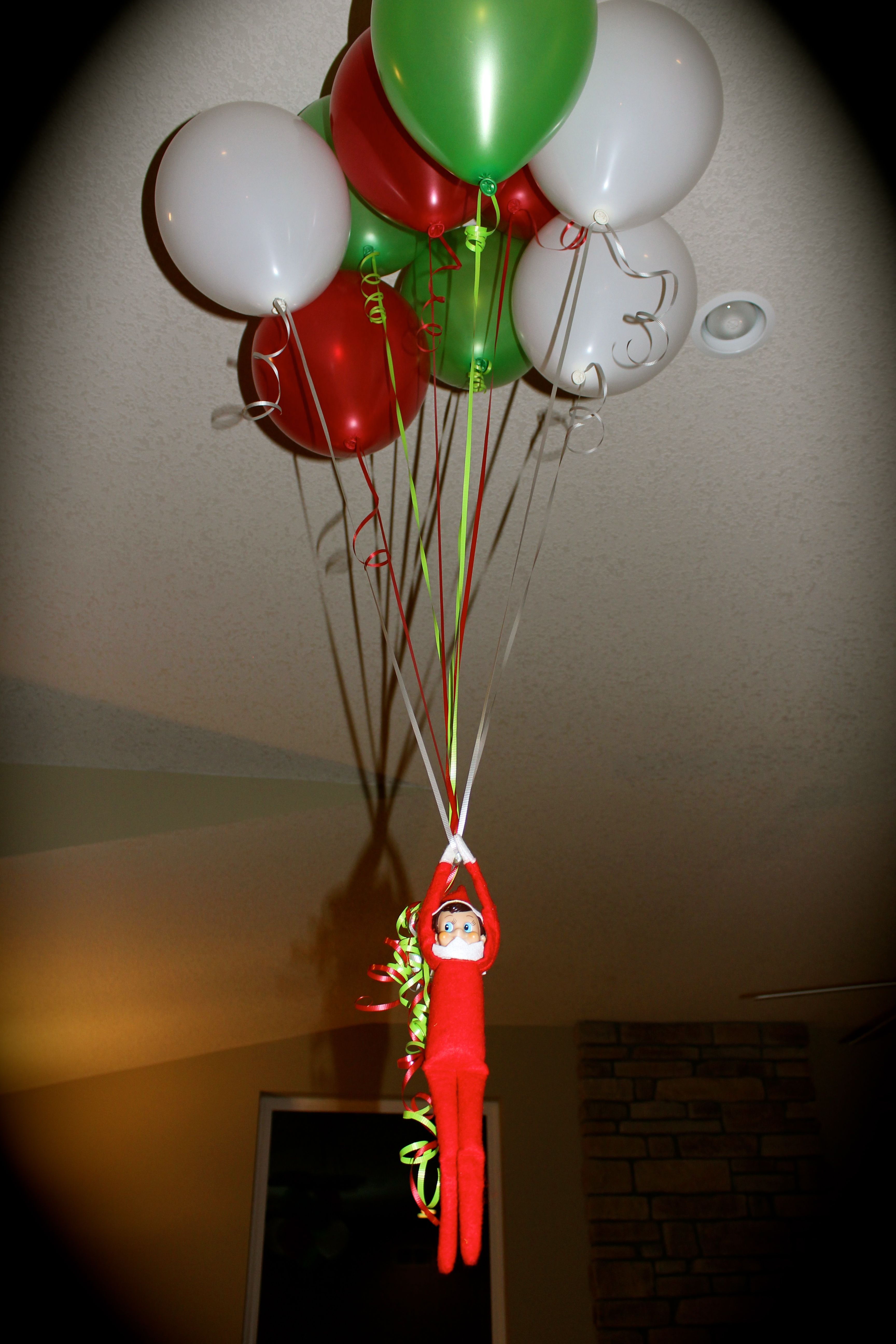The Elf on the Shelf Ballons Foil Balloon
