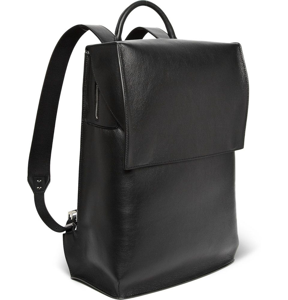 Balenciaga - Semi-Structured Leather Backpack  484a5fe959367
