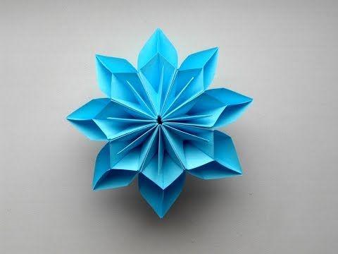 Origami flower very easy and simple youtube origami pinterest origami flower very easy and simple youtube origami pinterest origami flower and origami flowers tutorial mightylinksfo