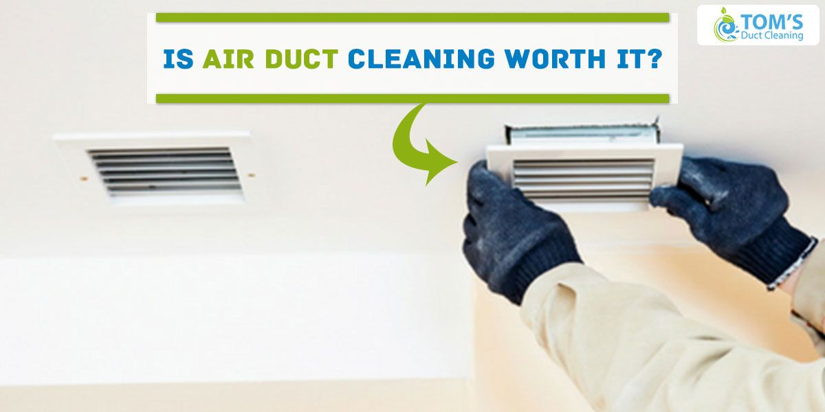 Is Air Duct Cleaning Worth It (With images) Duct