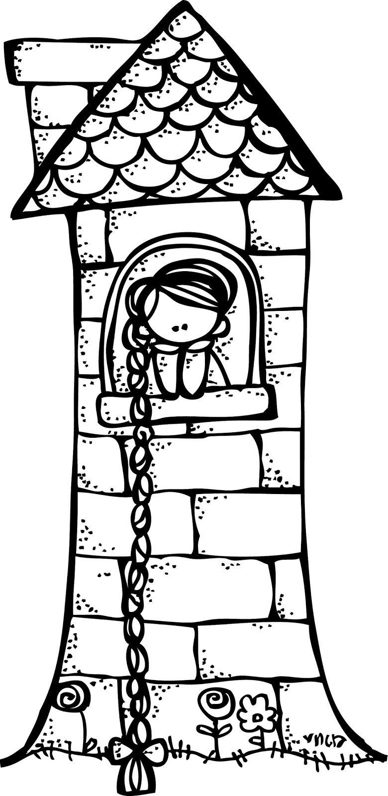 Imagem De Desenho Da Rapunzel Por Valeria Em Conto De Fada