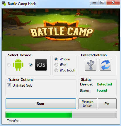 Battle Camp Hack Tool and Cheats Generator Free Download | Random in
