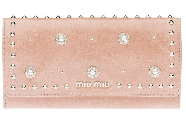 Miu Miu Reveals Pretty Crystal-Encrusted Accessories For Spring