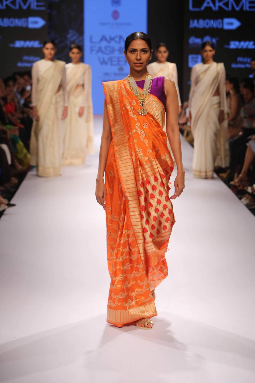 Glimpse Of Stunning Collection By Swati Amp Sunaina At Lakme