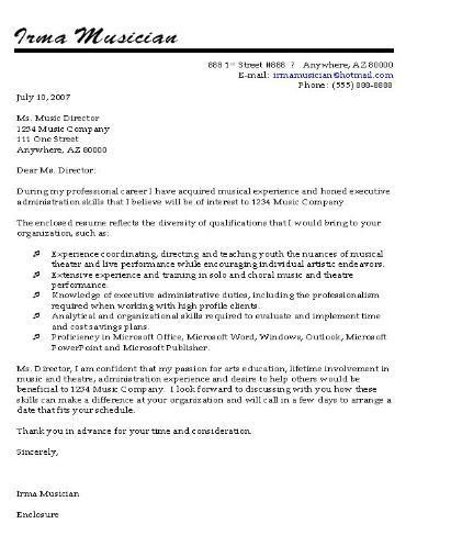 Cover Letter Template Career Change 2-Cover Letter Template
