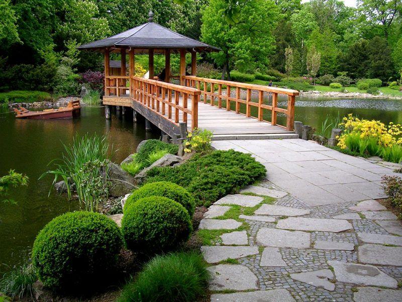 Feng Shui Garten 40 Kreative Gestaltungsideen Balkon Japanischer Garten Feng Shui Garten Japanischer Garten Anlegen