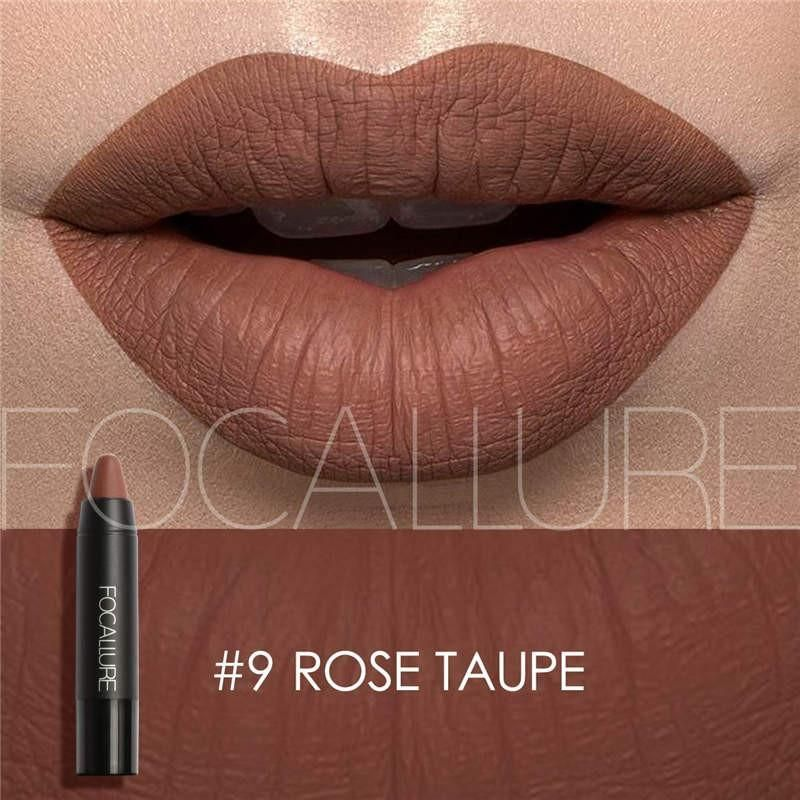 FOCALLURE Makeup Lipstick Cosmetic Easy