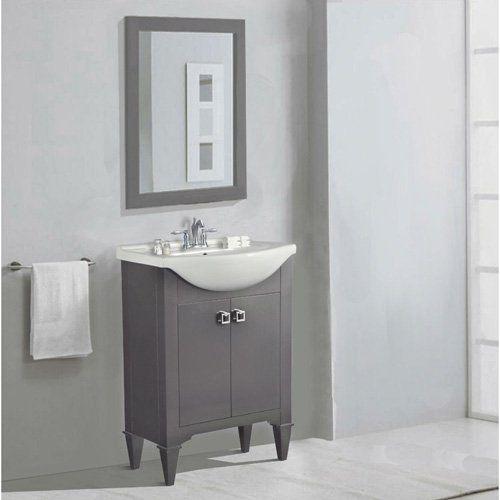 Legion Furniture WLF6045 24 in Single Bathroom Vanity