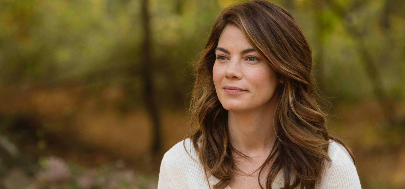 Christina Radish sits down with Michelle Monaghan to talk about the actress' work on Hulu's new drama, The Path, possibilities for Season 2, and more.
