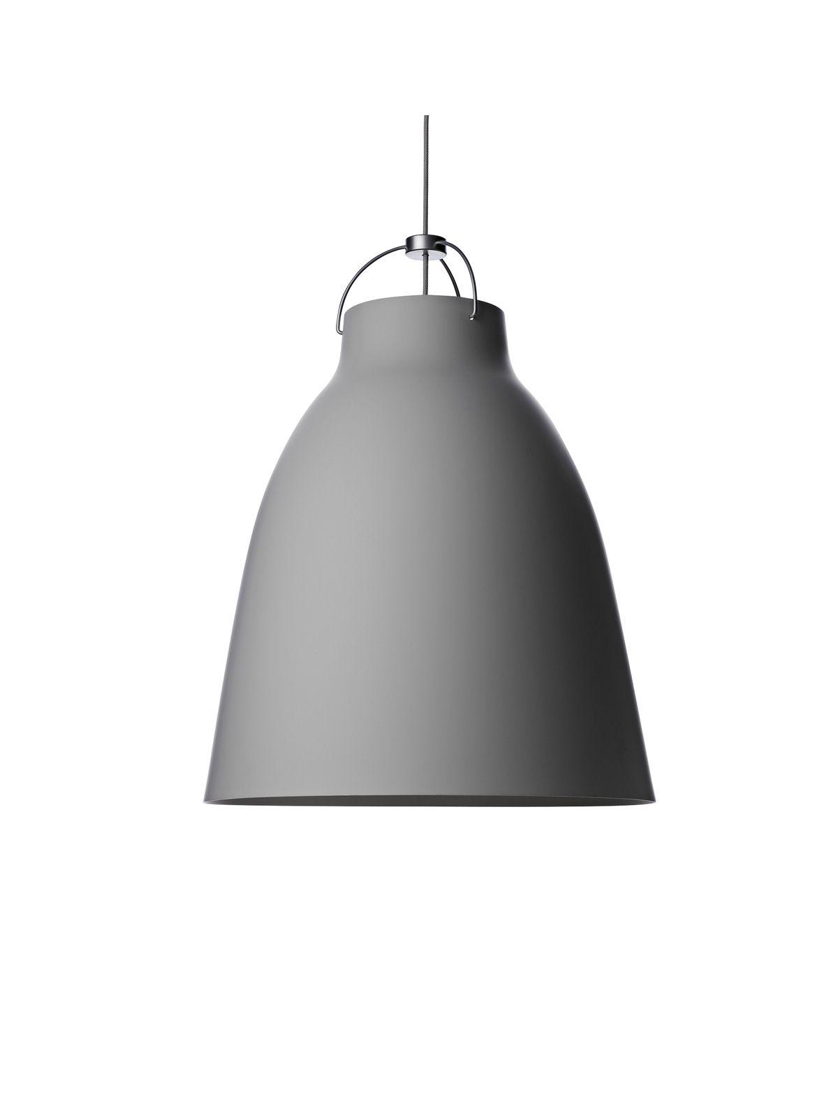 Cool CARAVAGGIO Grau Matt lamp leuchte scandinavian skandinavisch design