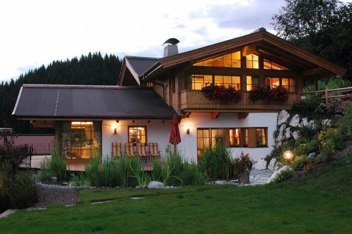 Großzügige Liegenschaft am Kirchberger Sonnberg mit unverbaubaren - luxus landhuser