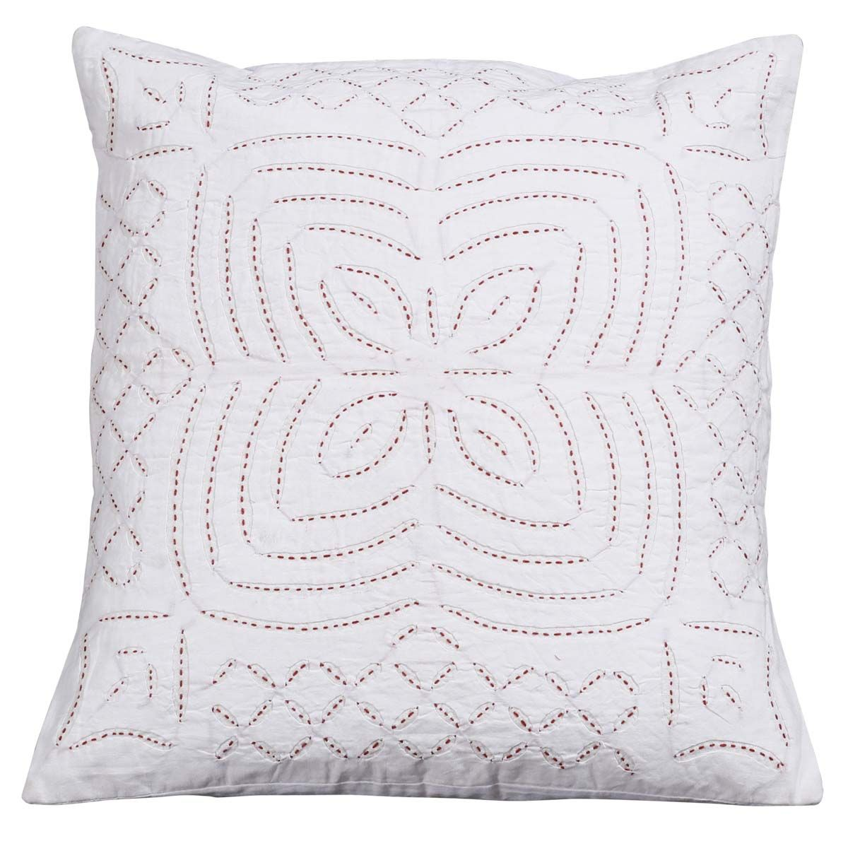 Bulk Wholesale White Cushion Cover In Pure Cotton 16x16 Hand Stitched Throw Pillow Cover With Re Throw Pillows White Cushion Covers White Throw Pillow Covers