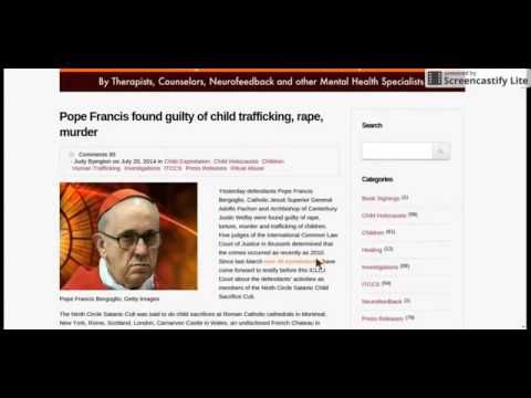 Pope Guilty of Rape, Trafficking, Murder by D.J. Moore