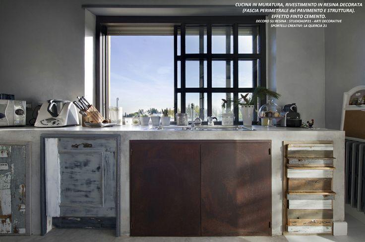 la quercia 21 cucina wwwstudioadp21it arti decorative piano cucina in resina