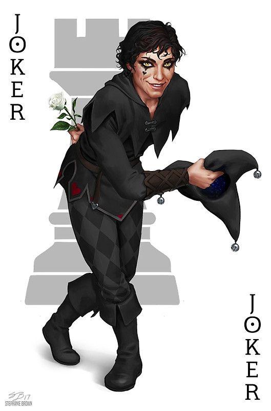 Jest The Joker Greeting Card By Offbeatworlds Marissa Meyer Marissa Meyer Books Heartless Book