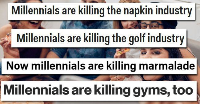 The Official Ranking Of Everything Millennials Have Killed