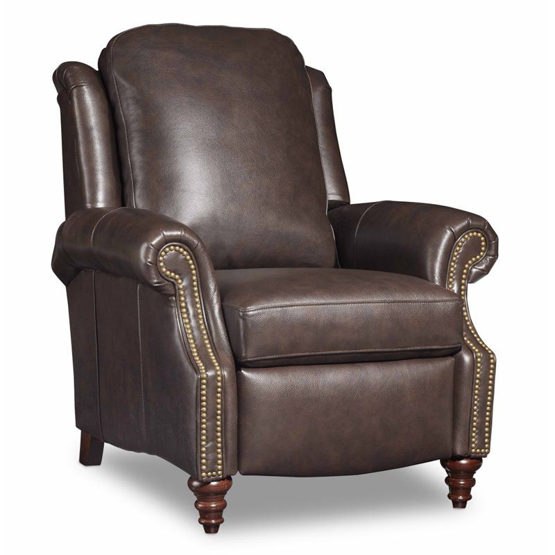 lowest price online on all bradington young hobson leather recliner