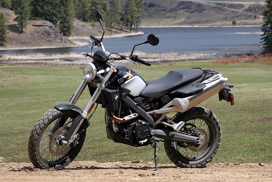 BMW Is From Which Country >> Bmw X Country A Future Classic Motorcycles Bmw