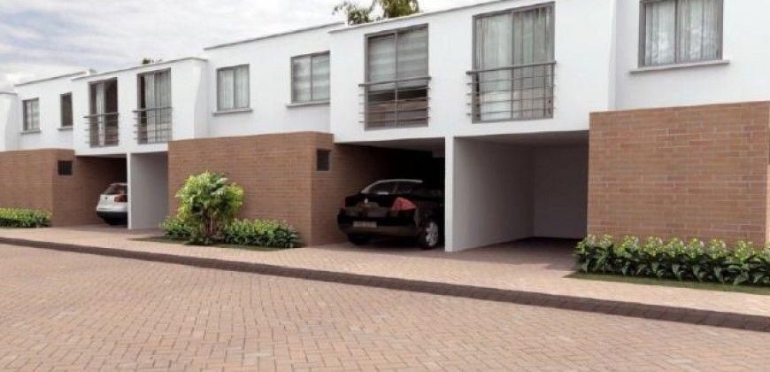SANTA ANA DE LA SIERRA, Casas, Conjunto Cerrado, Villa