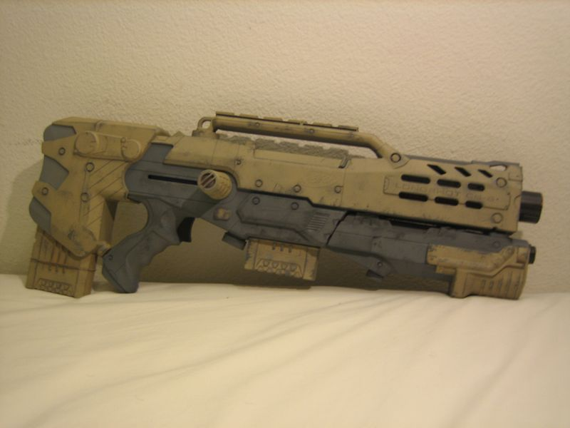 And I encourage you to read the shitstorm that followed the posting of this  rifle.