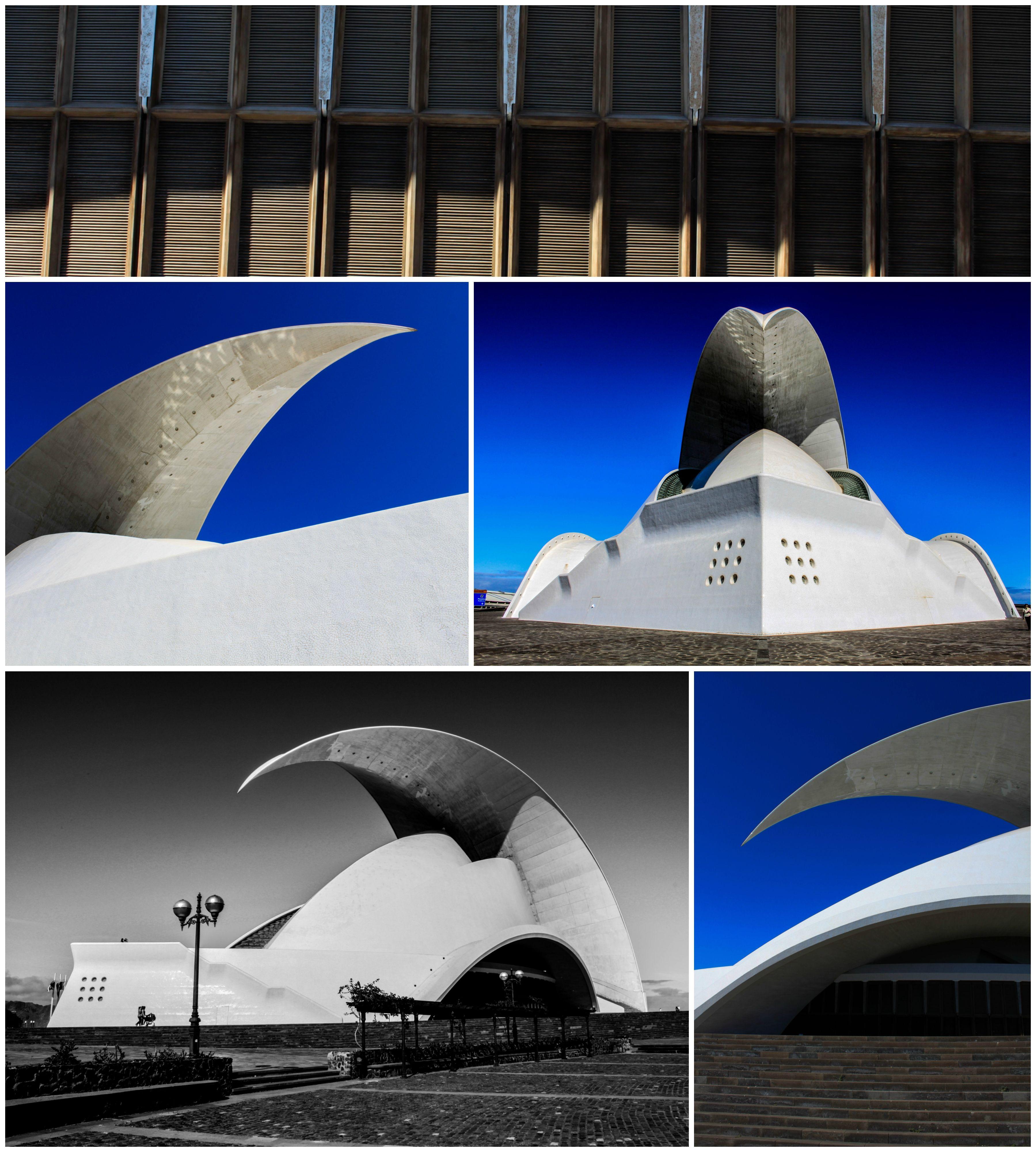 Adan Martin Auditorio de Tenerife by Santiago Calatrava