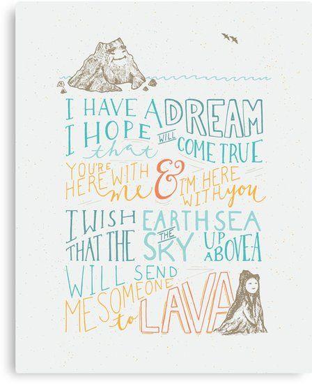 'I Lava You' by amidotlee