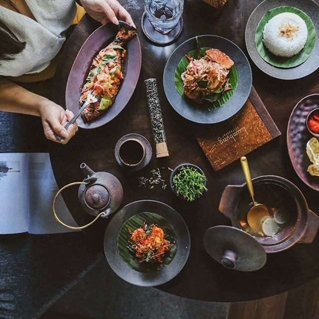 Holiday Temptations @lumbungrestaurant Rayakan Momen Idul