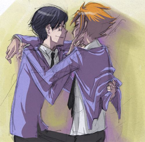 kaoru x kyoya I never thought I wanted this but I was so, so