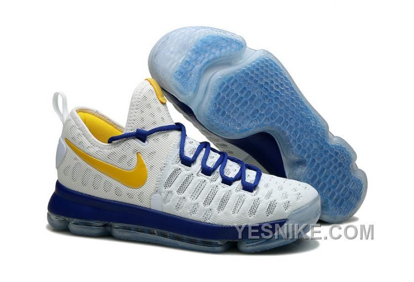 Big Discount  66 OFF Nike KD 9 Golden State Warriors
