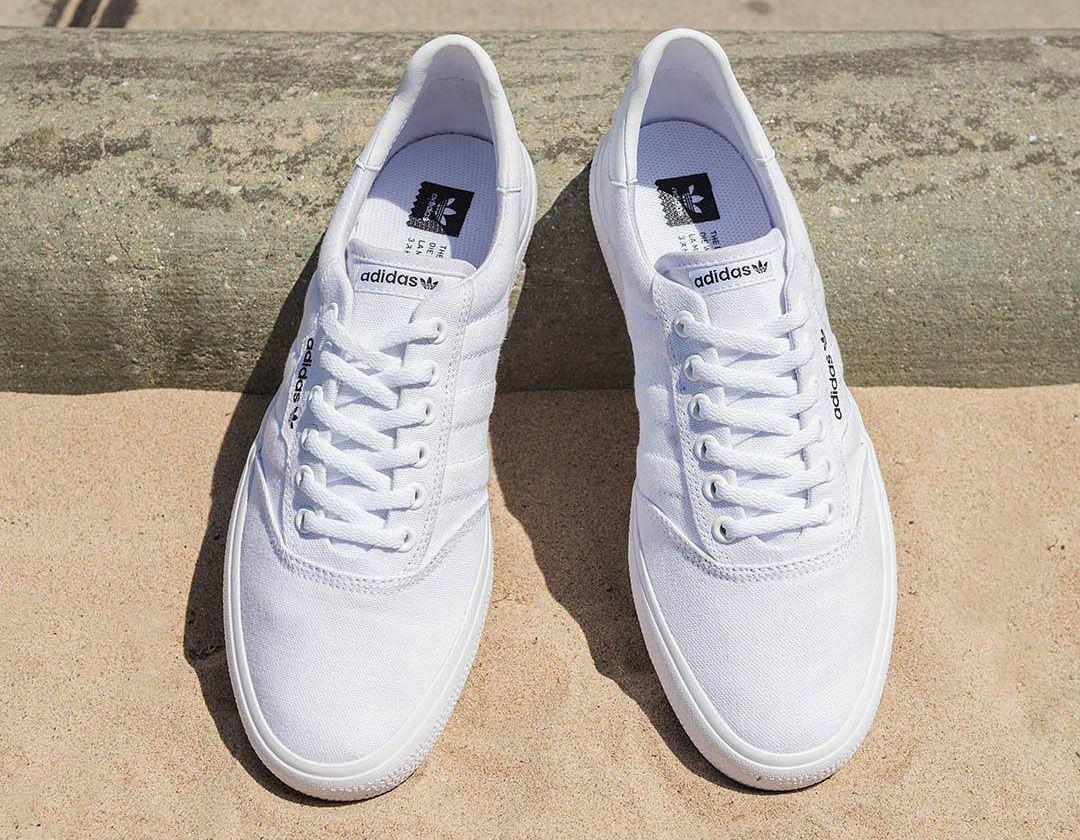 ff296665f728d Adidas 3MC White White Black 👉🏻 www.popname.cz | POPNAME.CZ v roce ...