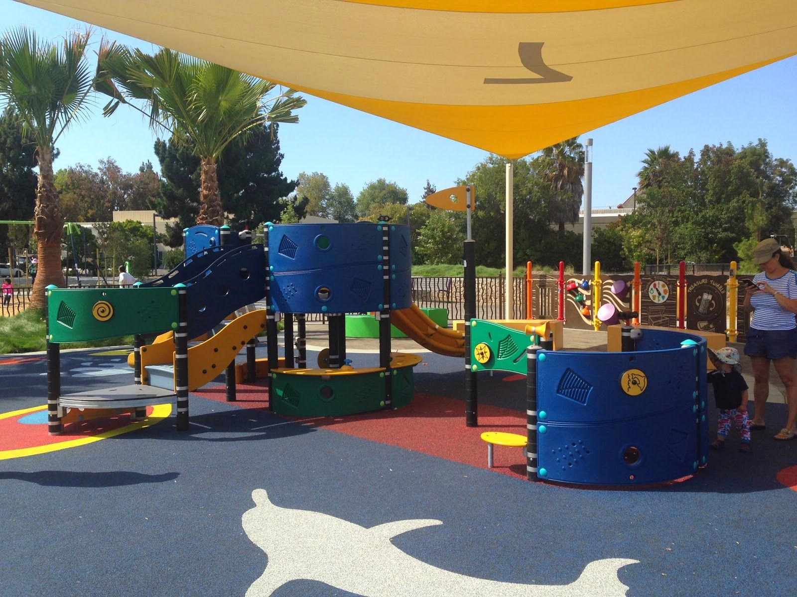 Silicon Valley Toddler Best Toddler Playgrounds in the South Bay