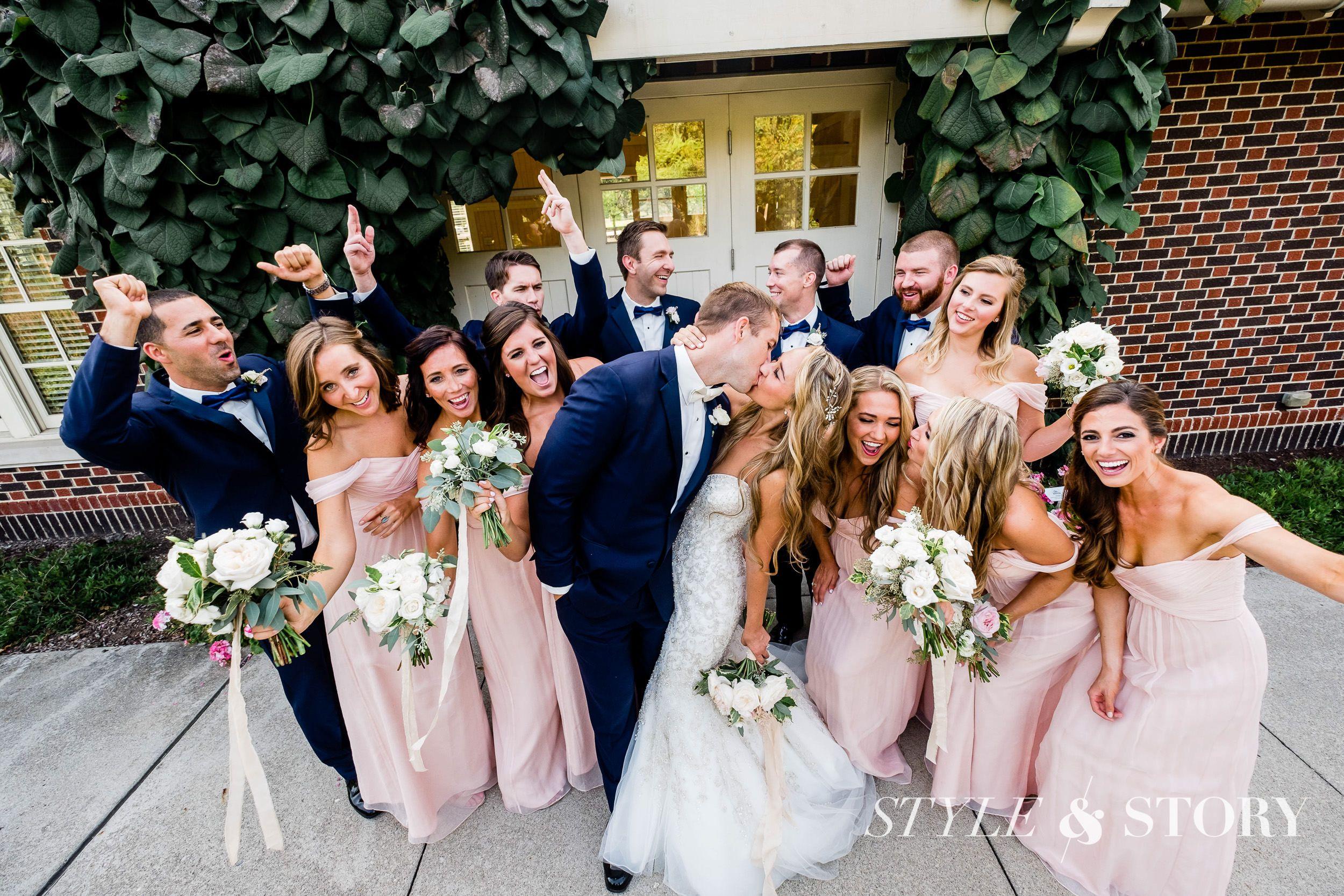 Tori & Dan Wells Barn Wedding Columbus, OH Style