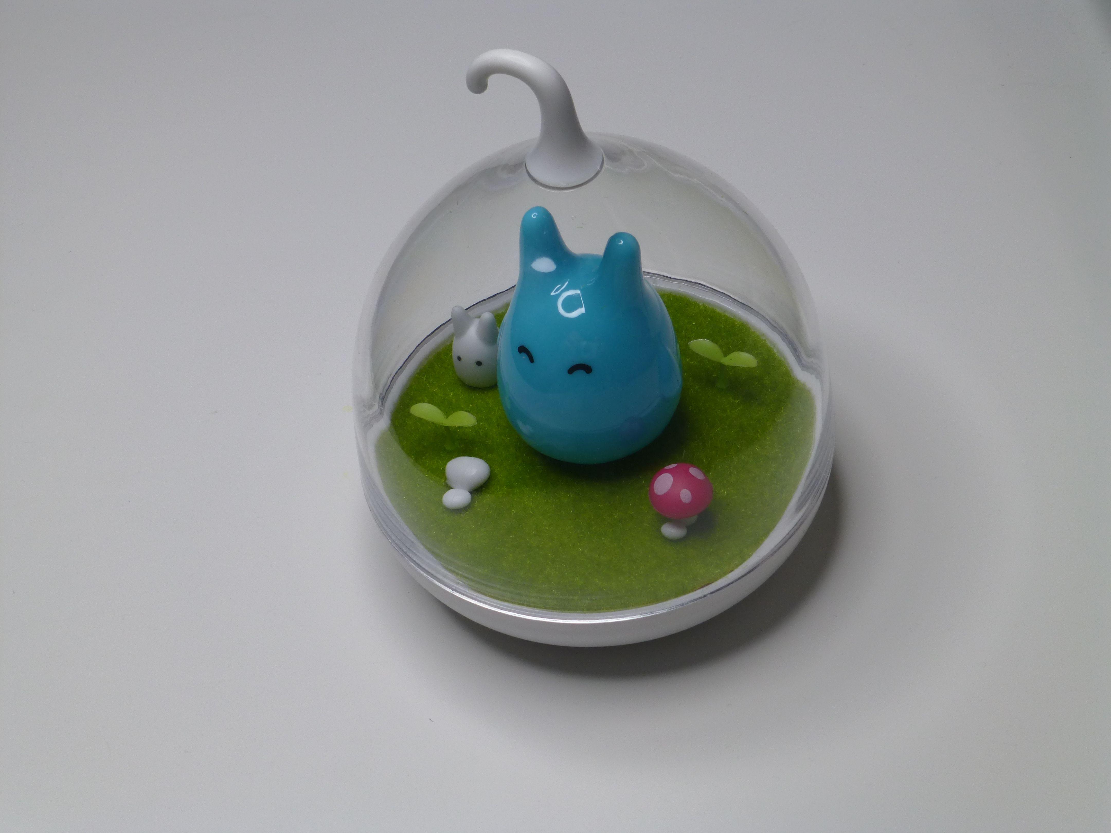 Totoro Lampe Totoro Barnerom Lys