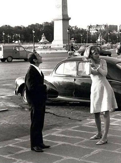 Paris Au Mois D'aout Film : paris, d'aout, Paris, D'Août,, Charles, Aznavour&Susan, Hampshire