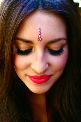The Bindi Is Arguably The Most Visually Fascinating Of All Forms Of