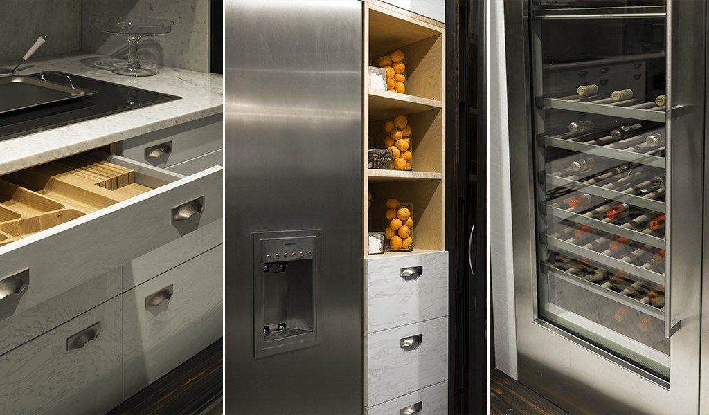 custom luxury kitchens hand made in london from Luxurious Kitchen ...
