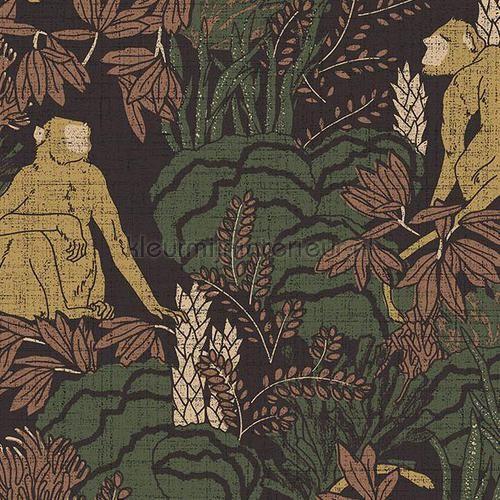 Langur Exotisch behang