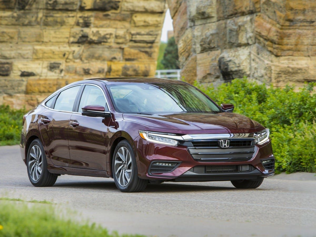 Kbb Honda Insight 2019 Wallpaper from 2019 Honda Insight