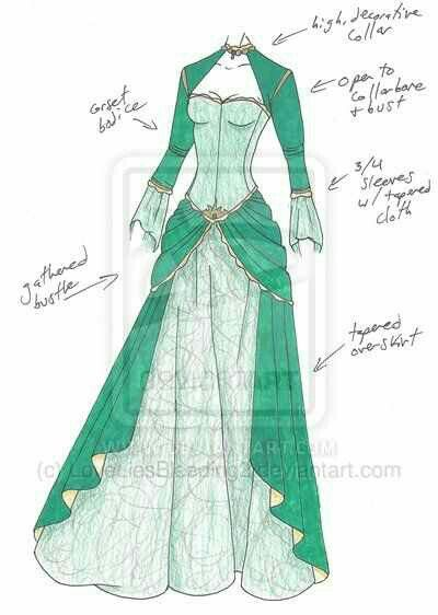 Pin by Crystal Harden on dress | Pinterest | Draw, Fashion design ...
