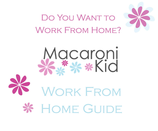 Macaroni Kid South Shore Boston Work From Home Guide - ever think about wanting to work from home? Here are some of the great businesses and consultants to get you started!